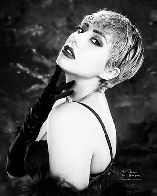 Photograph - Lovely Ariya by Jim Thompson