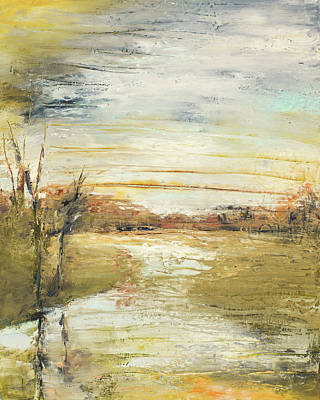 Painting - Low Country Morning by Nan Davis