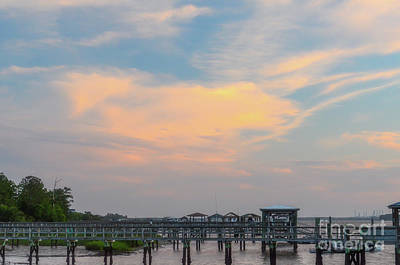 Photograph - Lowcountry Docks by Dale Powell