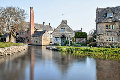 Photograph - Lower Slaughter - England by Joana Kruse