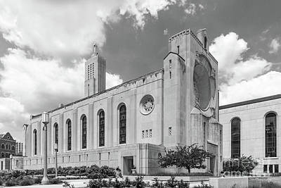 Photograph - Loyola University Madonna Della Strada Chapel by University Icons