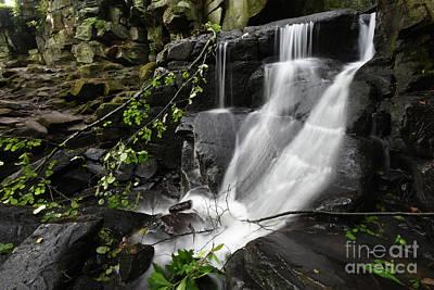 Photograph - Lumsdale Falls 10.0  by Yhun Suarez