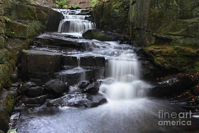 Photograph - Lumsdale Falls 11.0 by Yhun Suarez