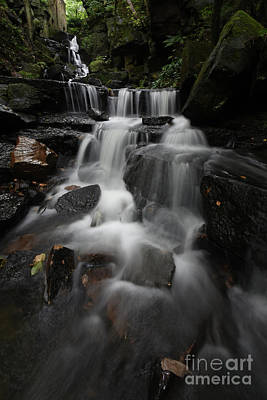 Photograph - Lumsdale Falls 8.0 by Yhun Suarez