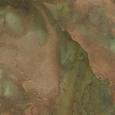 Painting - Luxurious Earth by Jai Johnson