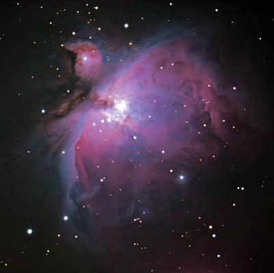 Photograph - M42 - The Orion Nebula by Joshua Bury Photography