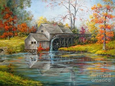 Mabry Mill Original