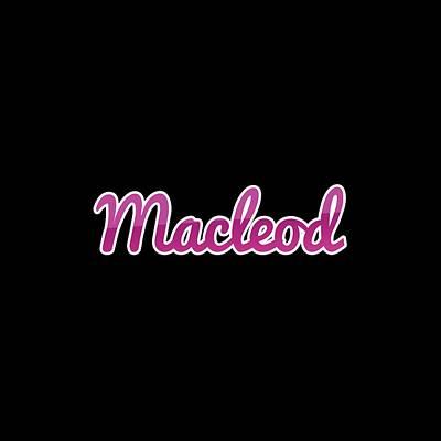 Digital Art Royalty Free Images - Macleod #Macleod Royalty-Free Image by TintoDesigns