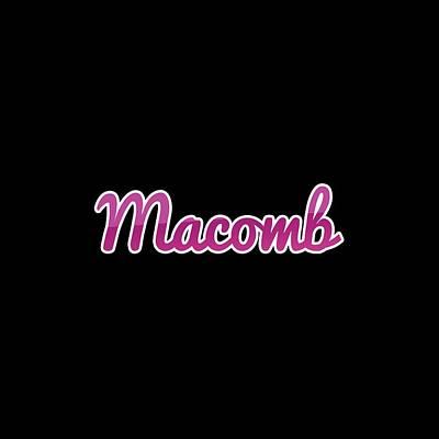 Digital Art Royalty Free Images - Macomb #Macomb Royalty-Free Image by Tinto Designs