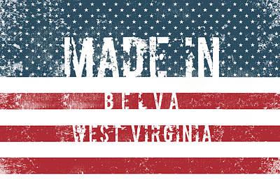 Cactus - Made in Belva, West Virginia #Belva #West Virginia by TintoDesigns