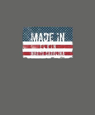 Granger - Made in Elkin, North Carolina by TintoDesigns