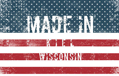 Modern Kitchen - Made in Kiel, Wisconsin #Kiel #Wisconsin by TintoDesigns