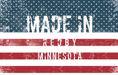 Little Mosters - Made in Redby, Minnesota #Redby #Minnesota by TintoDesigns