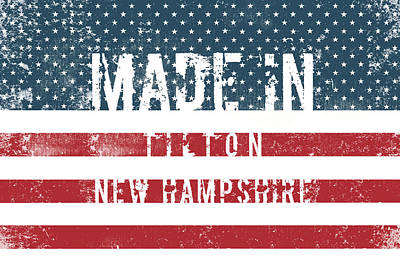 Featured Tapestry Designs - Made in Tilton, New Hampshire #Tilton by TintoDesigns