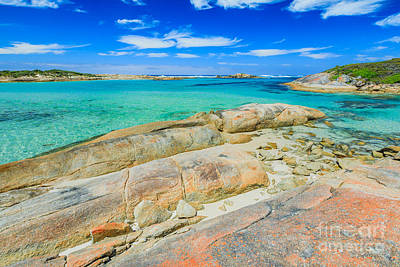 Photograph - Madfish Bay Western Australia by Benny Marty