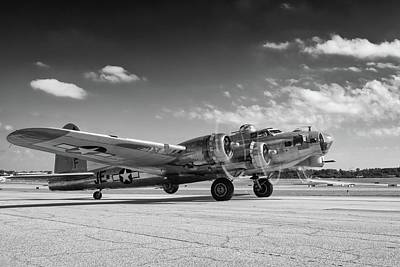 Photograph - Madras Maiden In Black And White by Chris Buff