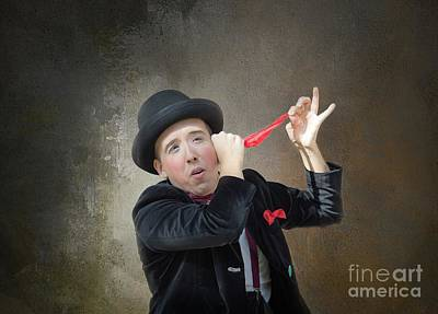 Mixed Media - Magic Trick by Eva Lechner