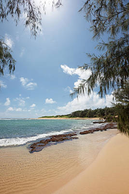 Photograph - Mahaulepu Beach by Tim Newton