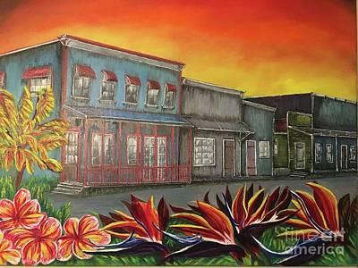 Old Town Pahoa, Hawaii Main Street Original