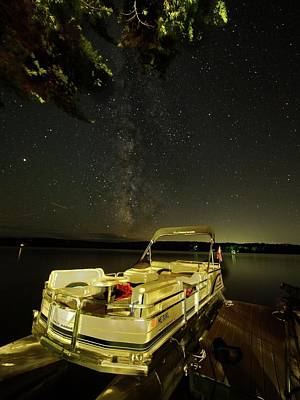 Photograph - Maine Boat by Walt Sterneman