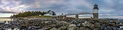 Photograph - Maine Daybreak by ProPeak Photography
