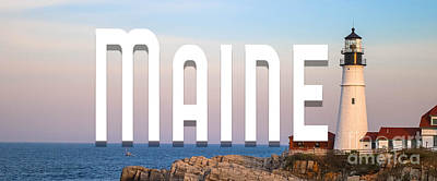 Photograph - Maine Mug by Edward Fielding