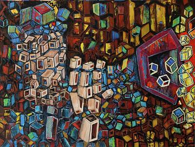 Mixed Media - Perspective  by Robert Wolverton Jr