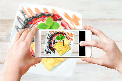 Pittsburgh According To Ron Magnes - Making culinary photos on smartphone by Wdnet Studio