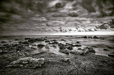Photograph - Malibu Clouds by John Rodrigues
