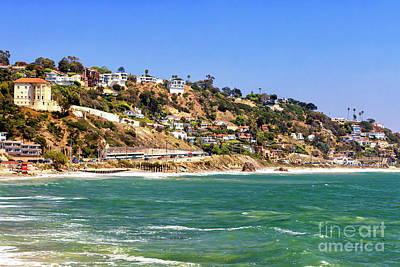 Photograph - Malibu Coastal Living by John Rizzuto