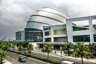 Photograph - Mall Of Asia 1 by Michael Arend