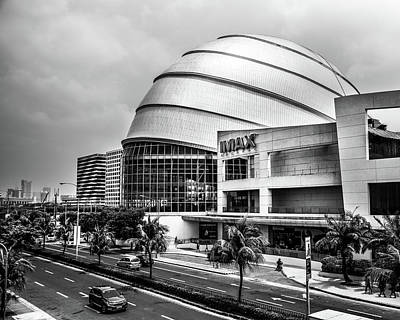 Photograph - Mall Of Asia 2 by Michael Arend