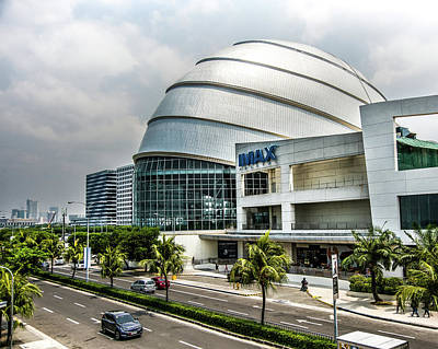 Photograph - Mall Of Asia 4 by Michael Arend