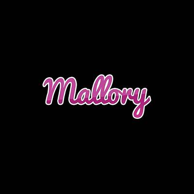 Digital Art Royalty Free Images - Mallory #Mallory Royalty-Free Image by TintoDesigns