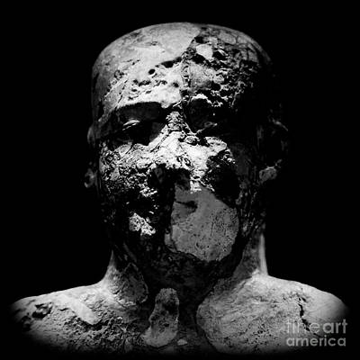 Photograph - Man In Decay by Sue Harper