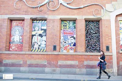 Photograph - Manchester Photo 1 by Jenny Potter