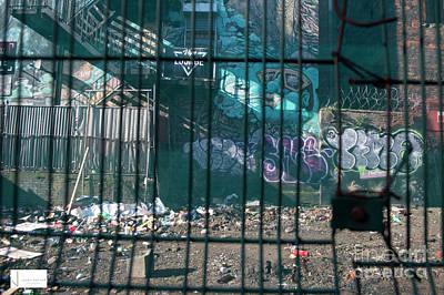 Photograph - Manchester Photo 13 by Jenny Potter