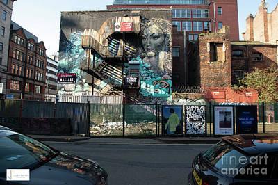 Photograph - Manchester Photo 18 by Jenny Potter
