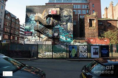Photograph - Manchester Photo 19 by Jenny Potter