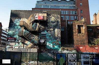 Photograph - Manchester Photo 20 by Jenny Potter
