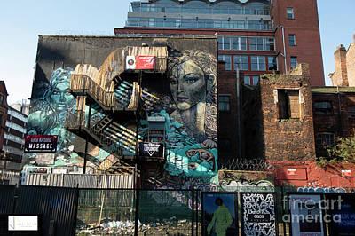 Photograph - Manchester Photo 21 by Jenny Potter