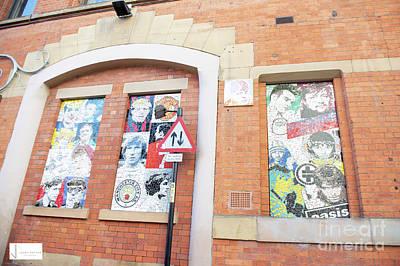 Photograph - Manchester Photo 3 by Jenny Potter