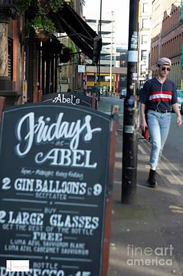 Photograph - Manchester Photo 32 by Jenny Potter