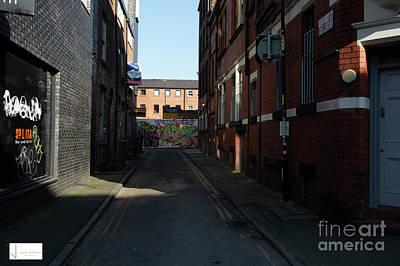 Photograph - Manchester Photo 33 by Jenny Potter