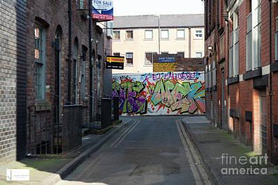 Photograph - Manchester Photo 35 by Jenny Potter