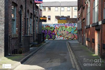 Photograph - Manchester Photo 36 by Jenny Potter