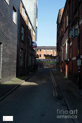 Photograph - Manchester Photo 37 by Jenny Potter