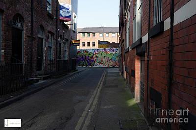 Photograph - Manchester Photo 41 by Jenny Potter