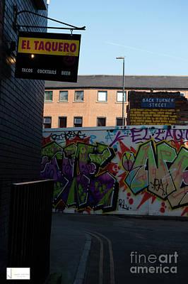 Photograph - Manchester Photo 42 by Jenny Potter
