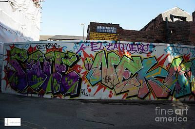 Photograph - Manchester Photo 45 by Jenny Potter